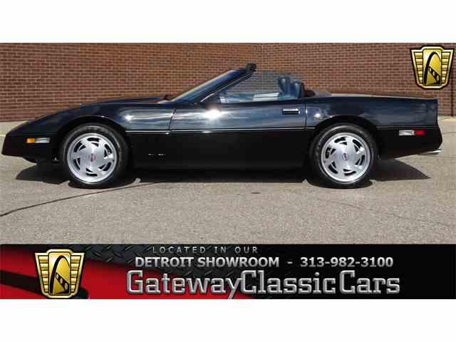 1989 Chevrolet Corvette | 1012841