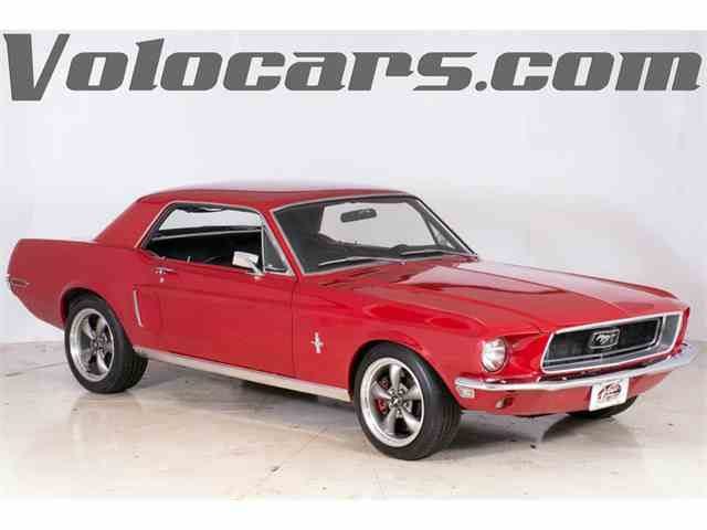 1968 Ford Mustang | 1012844