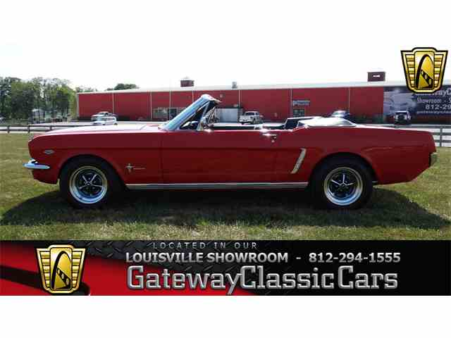 1965 Ford Mustang | 1012847
