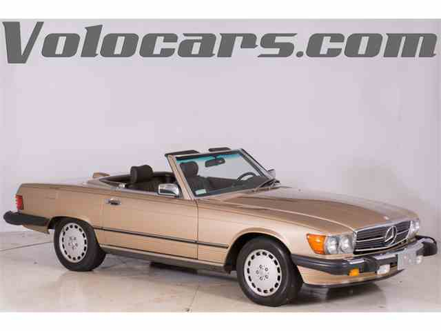 1986 Mercedes-Benz 560SL | 1012851