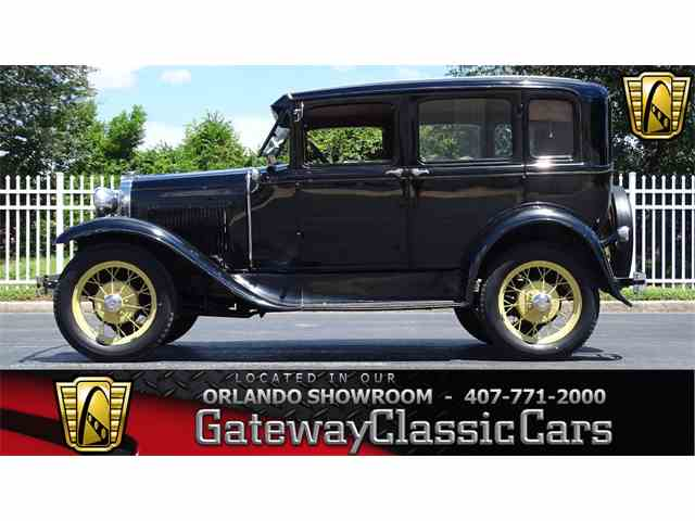 1930 Ford Model A | 1012852