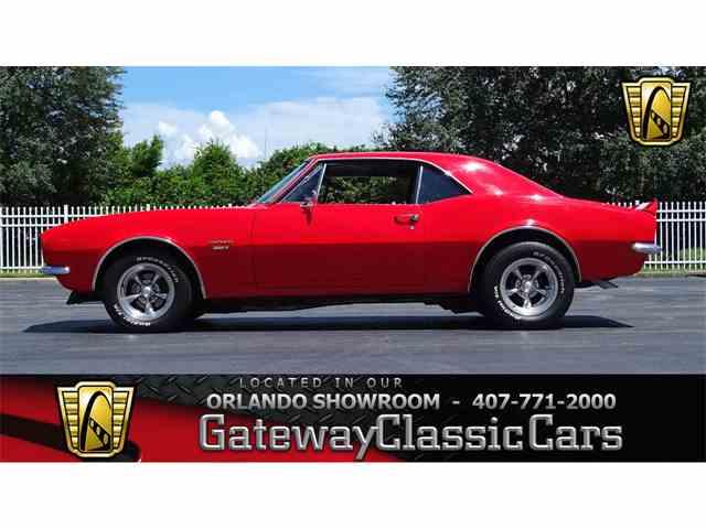 1967 Chevrolet Camaro | 1012853