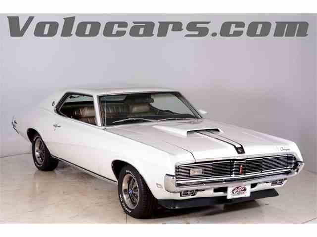 1969 Mercury Cougar XR7 | 1012854
