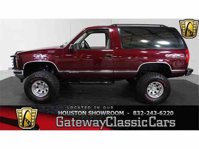 1992 Chevrolet Blazer | 1012855
