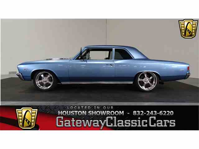 1967 Chevrolet Chevelle | 1012860