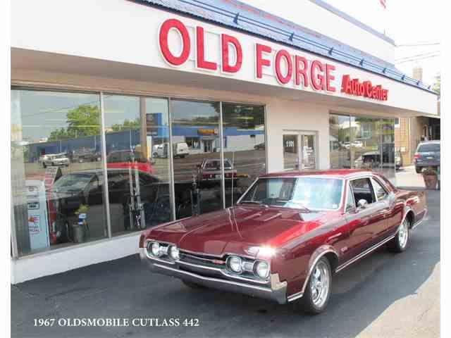 1967 Oldsmobile 442 | 1012869