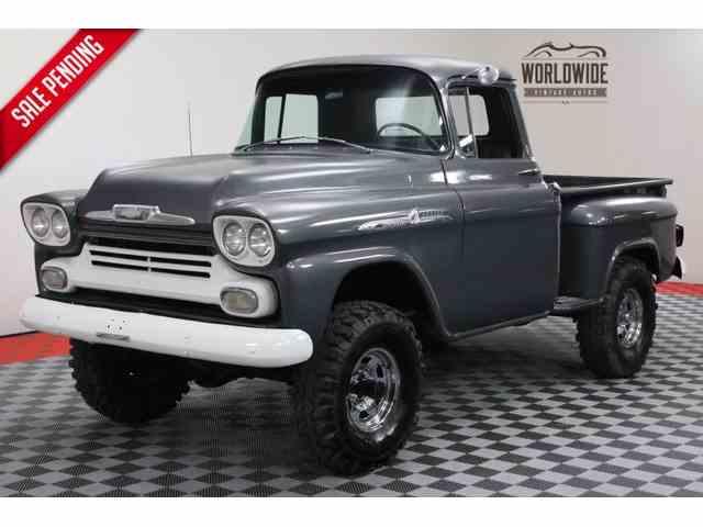 1958 Chevrolet 3100   1012874