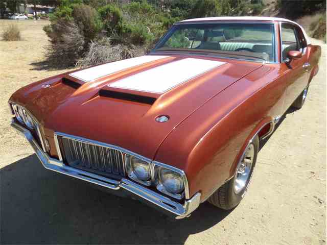 1971 Oldsmobile Cutlass | 1012878