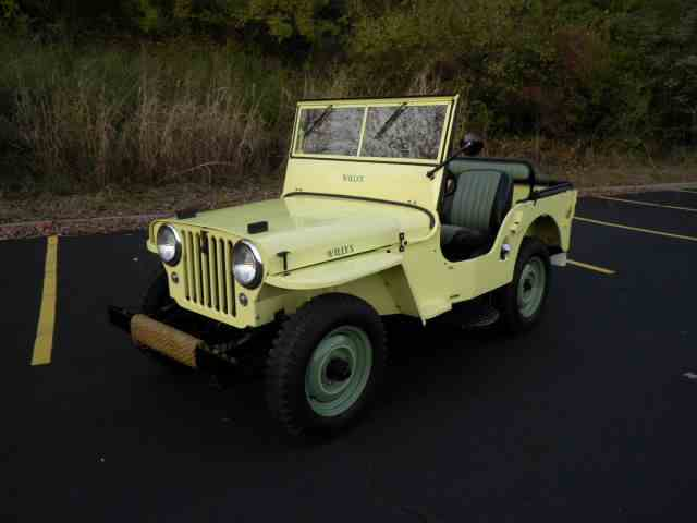 1948 Willys Jeep | 1012879
