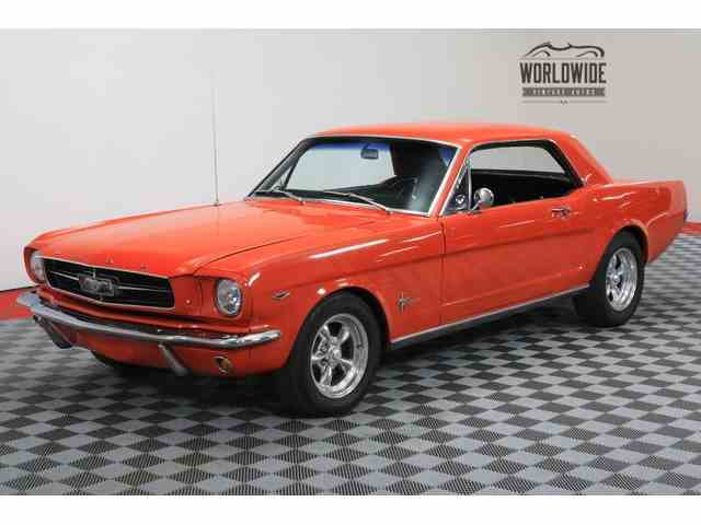 1965 Ford Mustang | 1012880