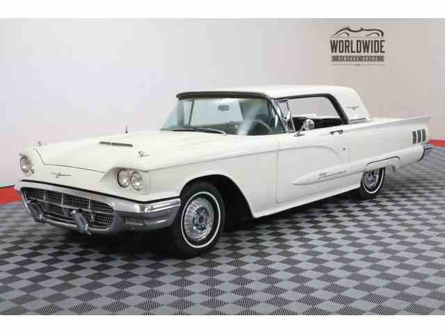 1960 Ford Thunderbird | 1012885
