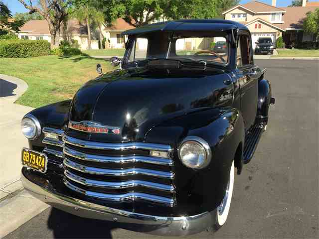 1951 Chevrolet 3100   1010290