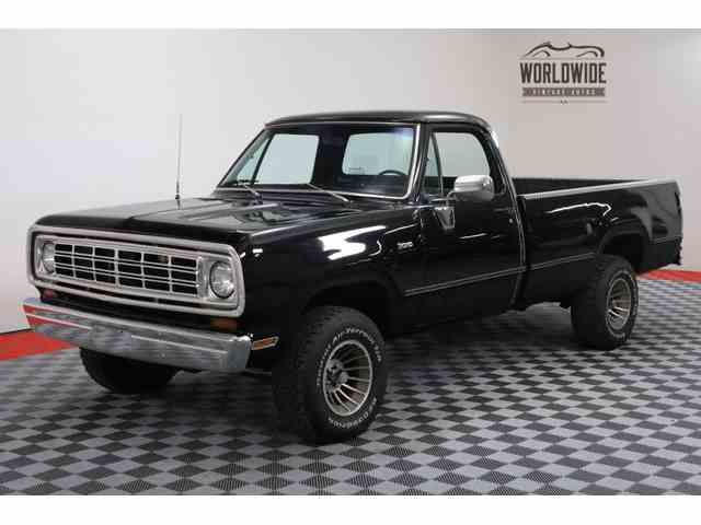 1975 Dodge Power Wagon | 1012904