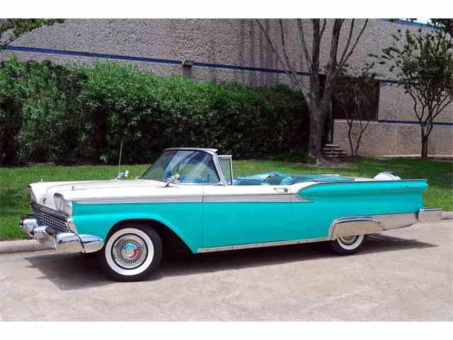 1959 Ford Galaxie   1012909