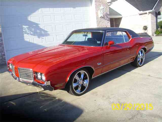 1972 Oldsmobile Cutlass Supreme | 1012915