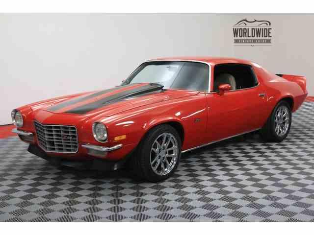 1972 Chevrolet Camaro | 1012916