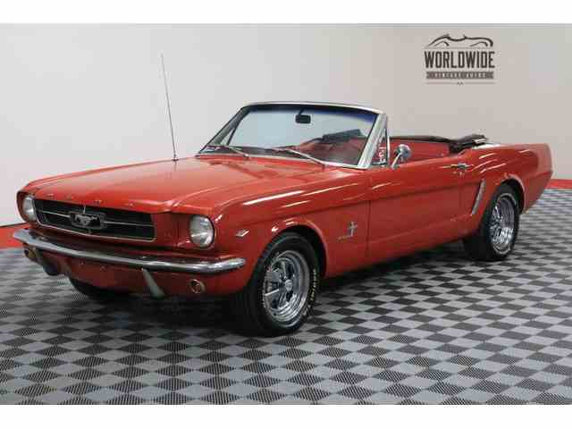1965 Ford Mustang | 1012917