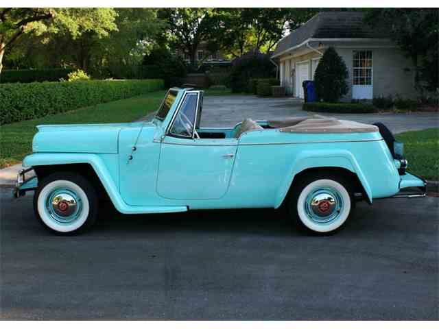 1950 Willys-Overland Jeepster | 1012926
