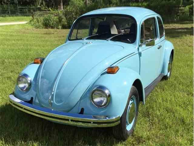 1971 Volkswagen Beetle | 1012928
