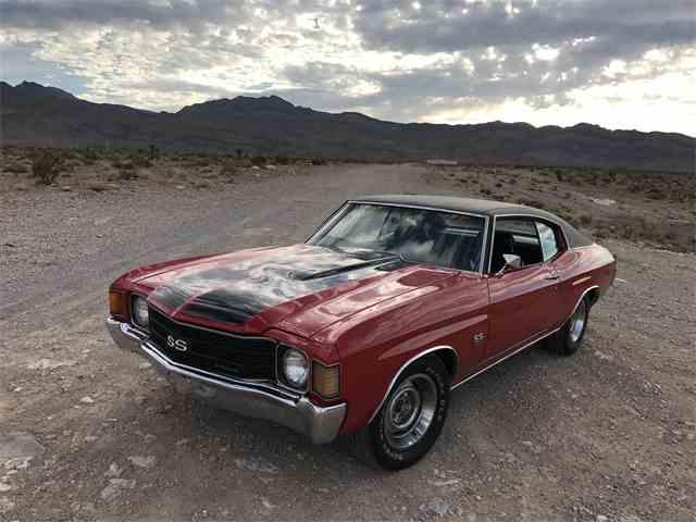 1972 Chevrolet Chevelle | 1010293