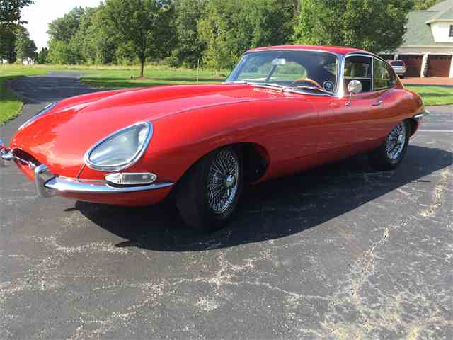 1967 Jaguar E-Type | 1012952