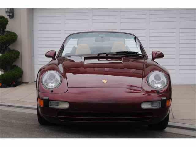 1996 Porsche 911 / 993 Cabriolet | 1012954