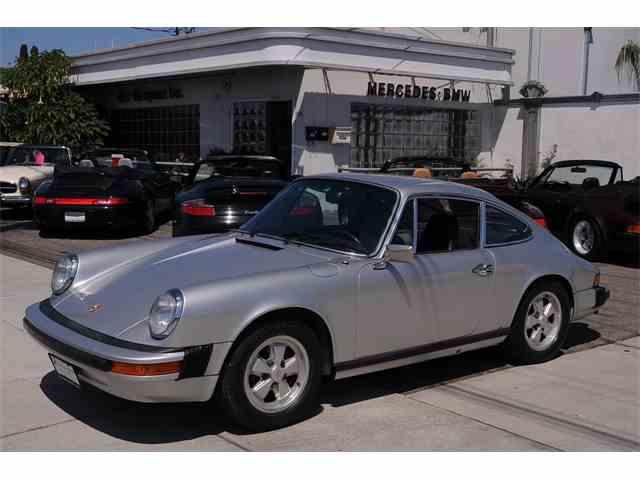 1975 Porsche 911 S Silver Silver Anniversary | 1012958