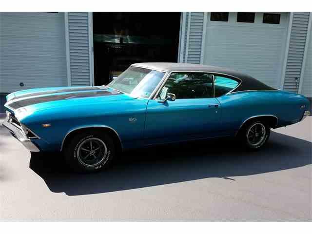 1969 Chevrolet Chevelle SS | 1012962