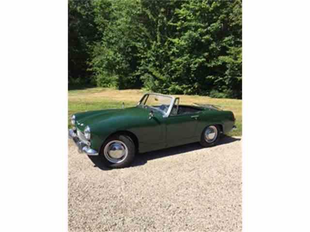 1966 Austin-Healey Sprite | 1012979