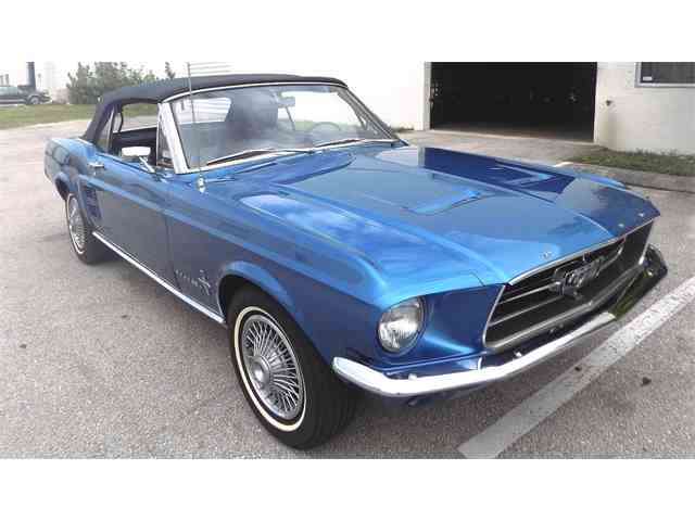 Picture of Classic '67 Mustang located in POMPANO BEACH FLORIDA - LPMD
