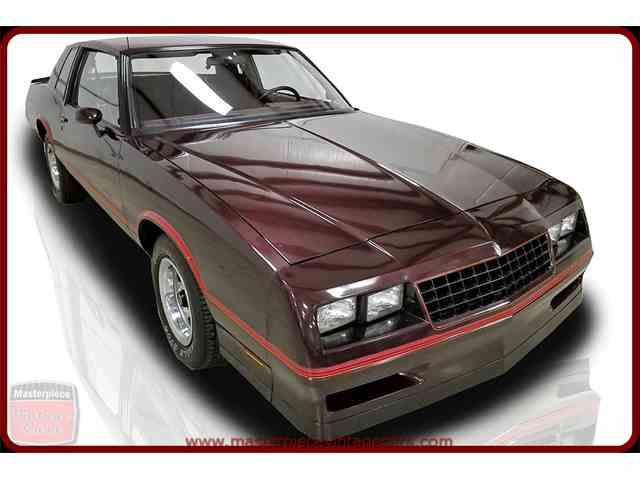 1985 Chevrolet Monte Carlo SS   1012982
