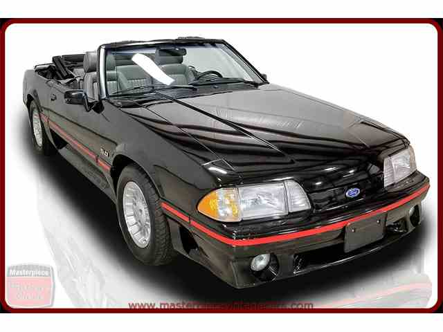 1989 Ford Mustang | 1012985