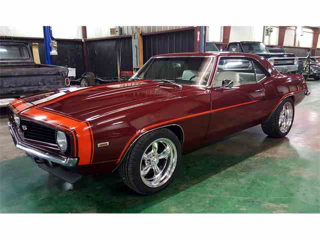 1969 Chevrolet Camaro 396 4 speed | 1012991