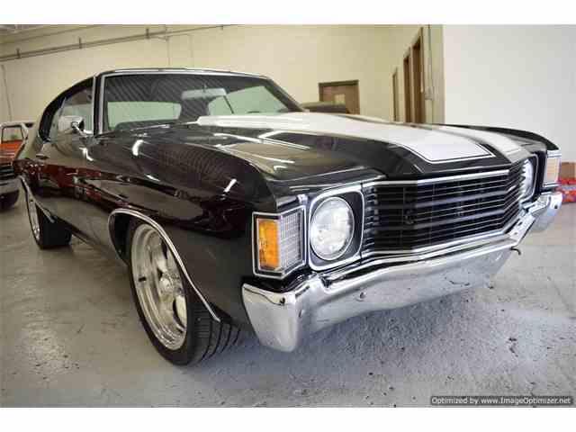 1972 Chevrolet Chevelle | 1012997