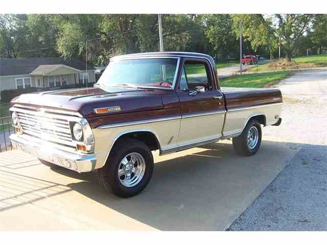 1969 Ford F100 | 1010003