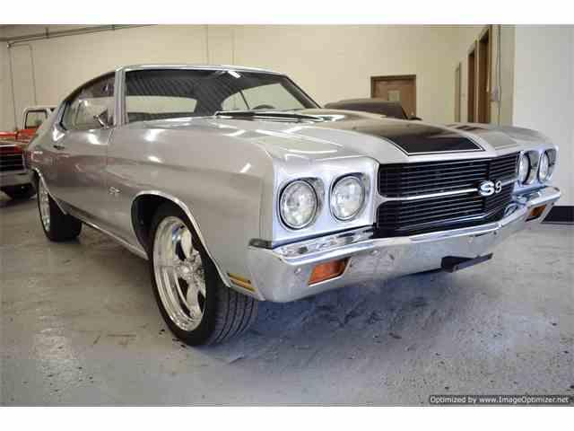 1970 Chevrolet Chevelle Malibu | 1013001