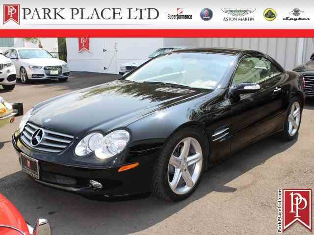 2004 Mercedes-Benz SL500 | 1010302