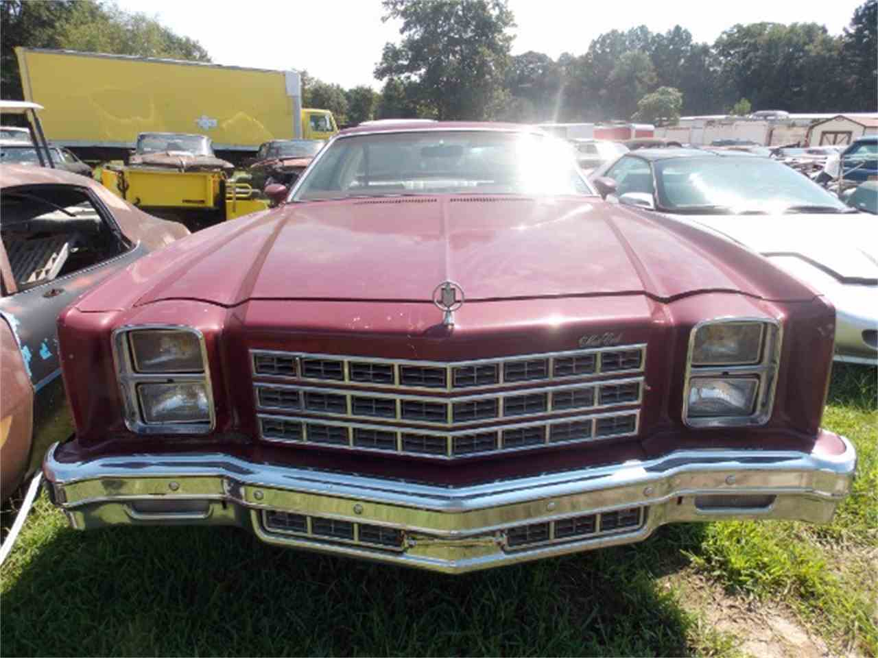 1978 Chevrolet Monte Carlo for Sale | ClassicCars.com | CC-1013022