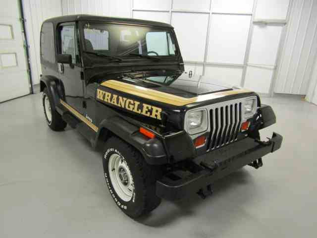 Picture of '87 Wrangler - LPNL
