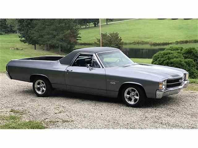 1971 Chevrolet El Camino Custom SS | 1013026