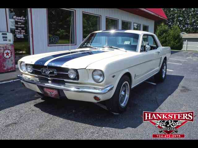1965 Ford Mustang | 1013035