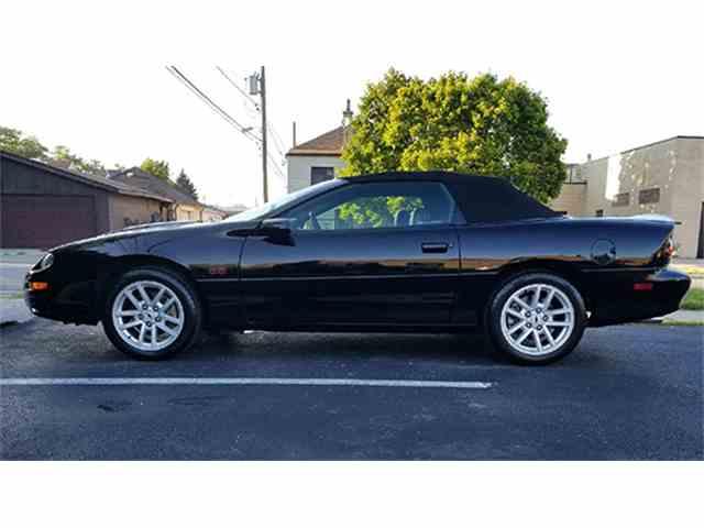 2000 Chevrolet Camaro SS Convertible | 1013037