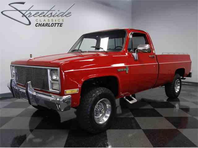 1985 Chevrolet K-10 | 1013039