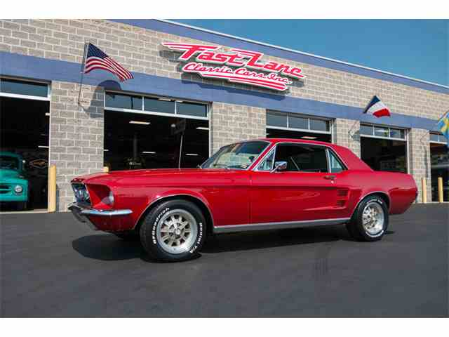 1967 Ford Mustang | 1013046