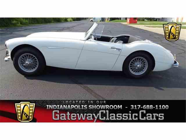 1957 Austin-Healey 100-4 | 1013048