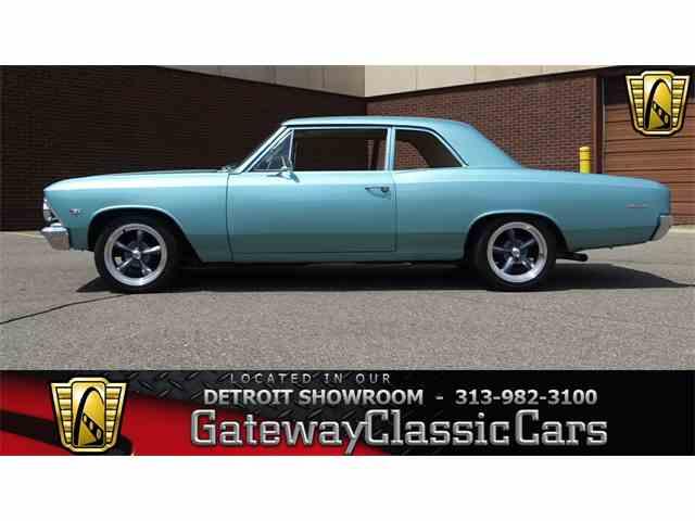 1966 Chevrolet Chevelle | 1013059