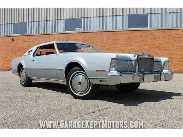1973 Lincoln Continental Mark IV | 1010306