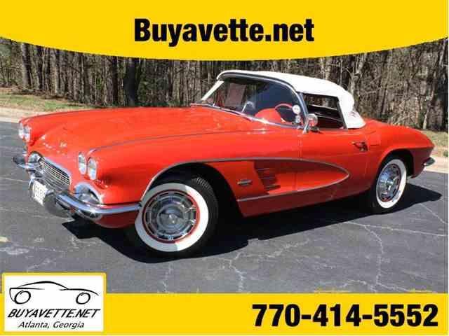 1961 Chevrolet Corvette | 1013062