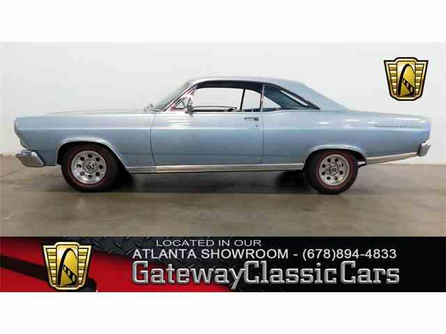1966 Ford Fairlane | 1013066