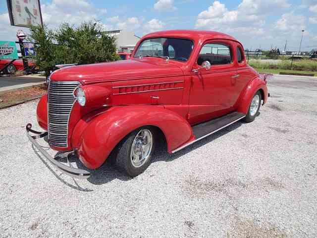 1938 Chevrolet Coupe | 1013078